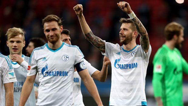 Platz 3: FC Schalke 04 - Bildquelle: 2017 Getty Images