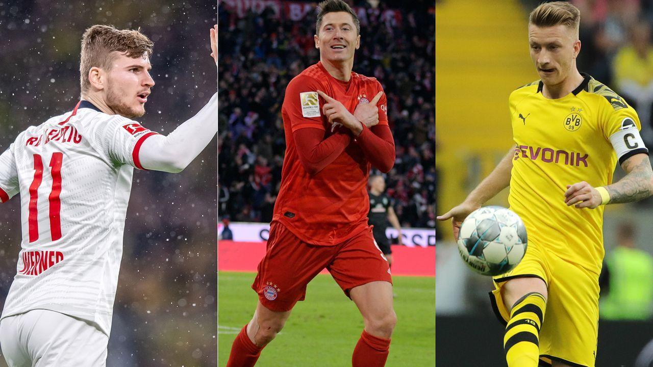 Hinrunde Bundesliga