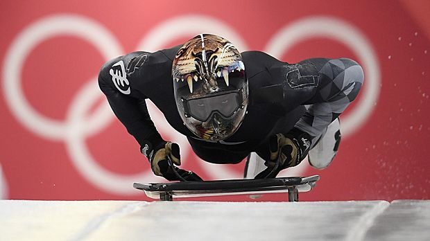 Akwasi Frimpong (Ghana, Skeleton)  - Bildquelle: 2018 Getty Images