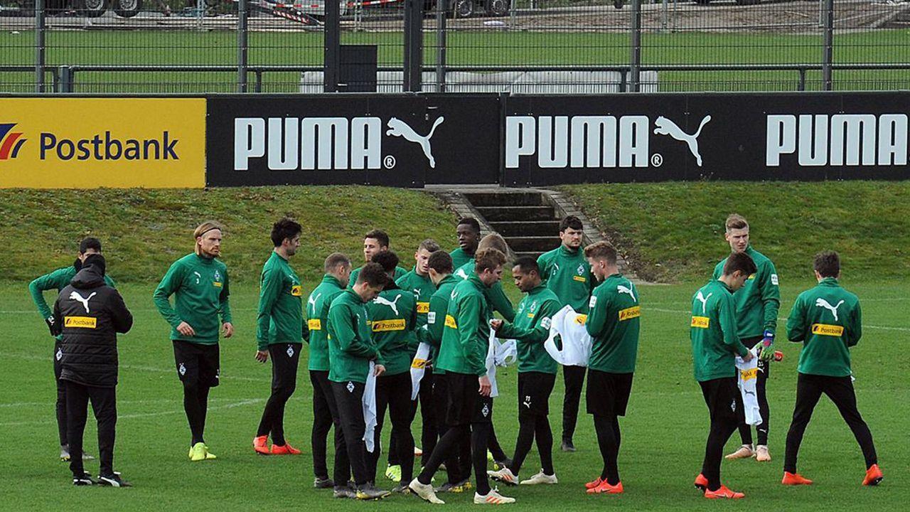 Borussia Mönchengladbach - Bildquelle: imago images / Wiechmann