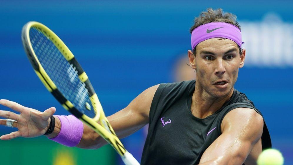 Rafael Nadal wird wohl nicht an jedem Turnier teilnehmen - Bildquelle: PIXATHLONPIXATHLONSID