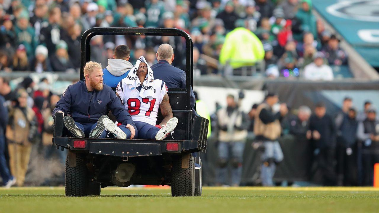 Demaryius Thomas (New England Patriots) - Bildquelle: 2018 Getty Images