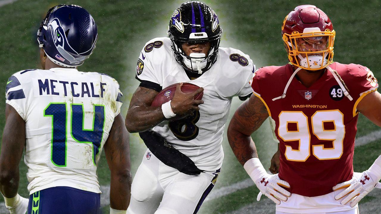 Die besten U25-Stars der kommenden NFL-Saison - Bildquelle: Imago Images