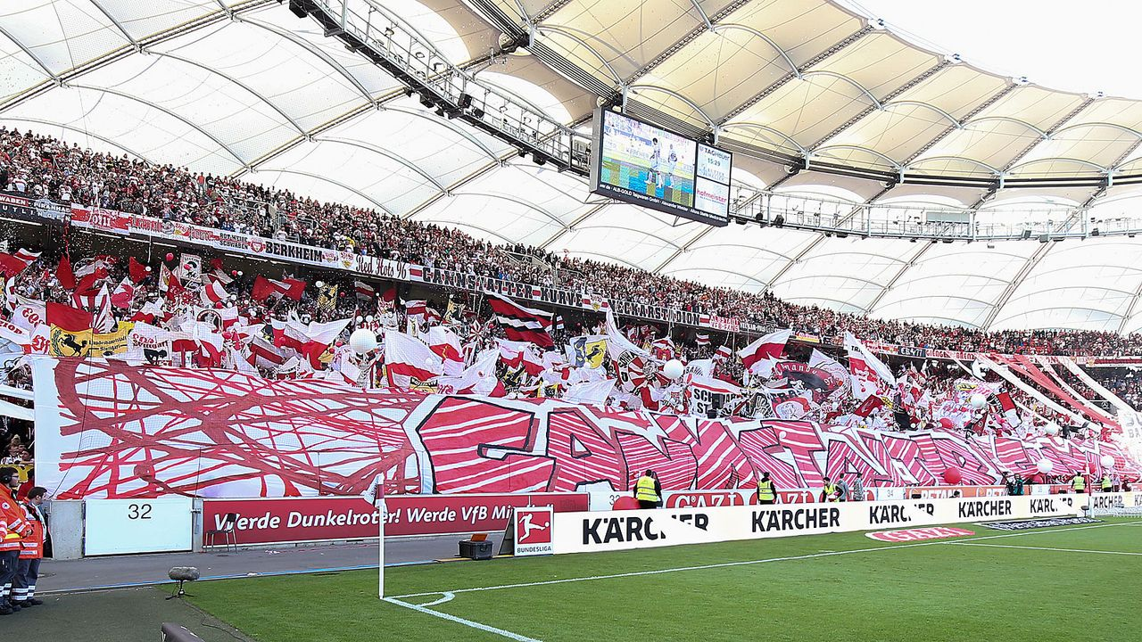 Platz 11: VfB Stuttgart (Mercedes-Benz Arena)  - Bildquelle: 2018 Getty Images