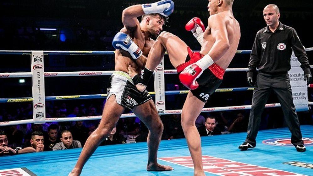 Enfusion 76 verspricht wieder spektakuläre Kickbox-Action - Bildquelle: Enfusion