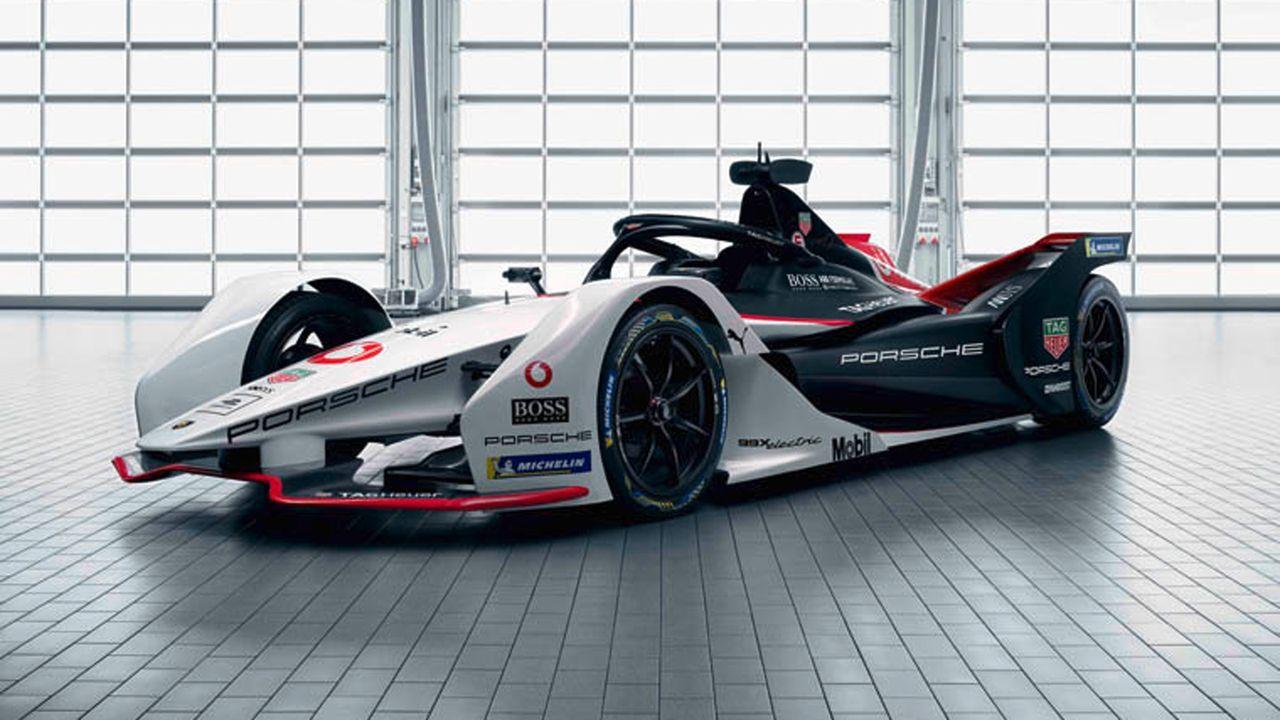TAG Heuer Porsche - Bildquelle: FIA Formula E