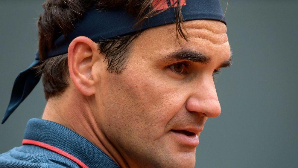 Sammelt Geld für seine Stiftung: Roger Federer - Bildquelle: AFPSIDFABRICE COFFRINI