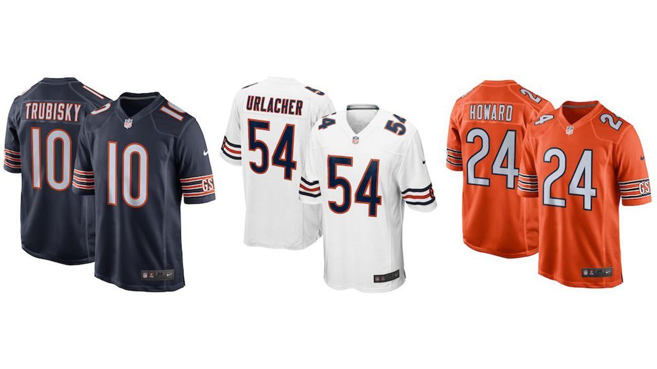 Chicago Bears - Bildquelle: nflshop.com