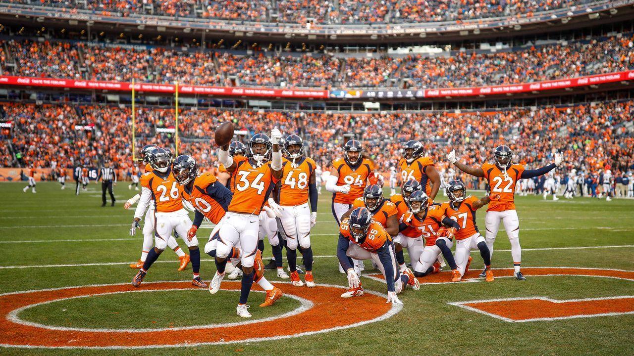 5. Denver Broncos - Bildquelle: 2018 Getty Images