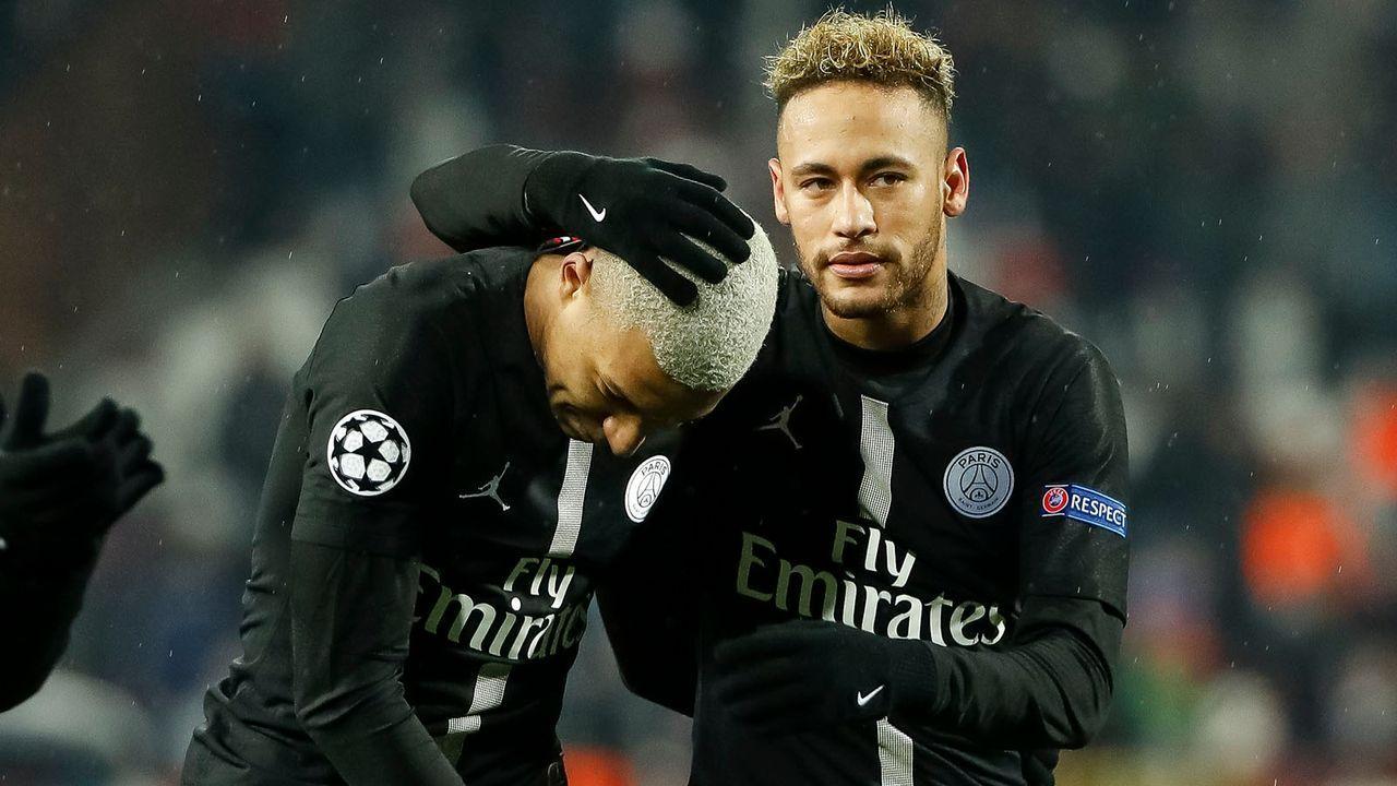 Platz 6: Paris Saint Germain - Bildquelle: 2018 Getty Images