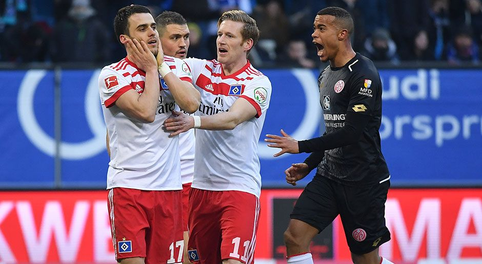1. Hamburger SV - Bildquelle: 2018 Getty Images
