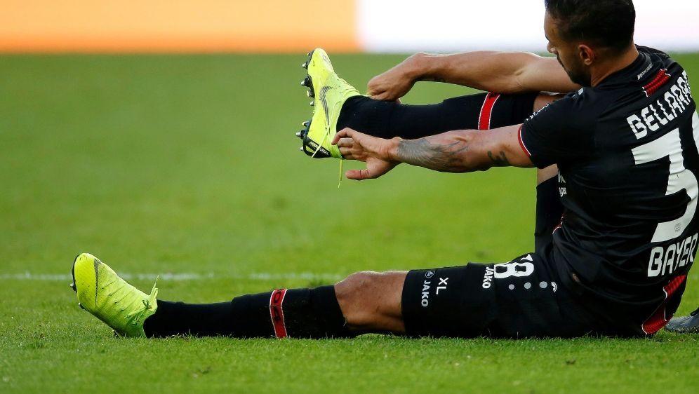 Bellarabi fehlt auch am Samstag gegen den SC Freiburg - Bildquelle: PIXATHLONPIXATHLONSID