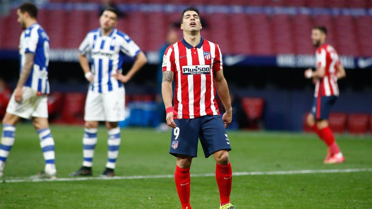 Atletico mit Problemen in der Offensive - Bildquelle: Imago Images