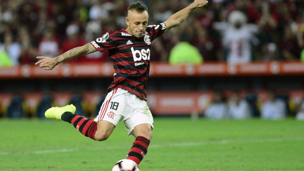 Gute Ausgangsposition für Rafinha und Flamengo - Bildquelle: Imago