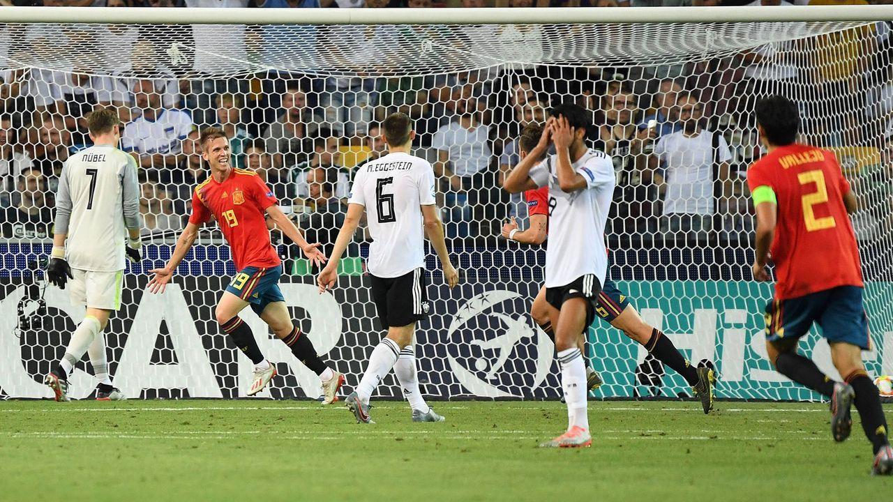 EM-Finale: Deutschland und Spanien in der Einzelkritik - Bildquelle: imago