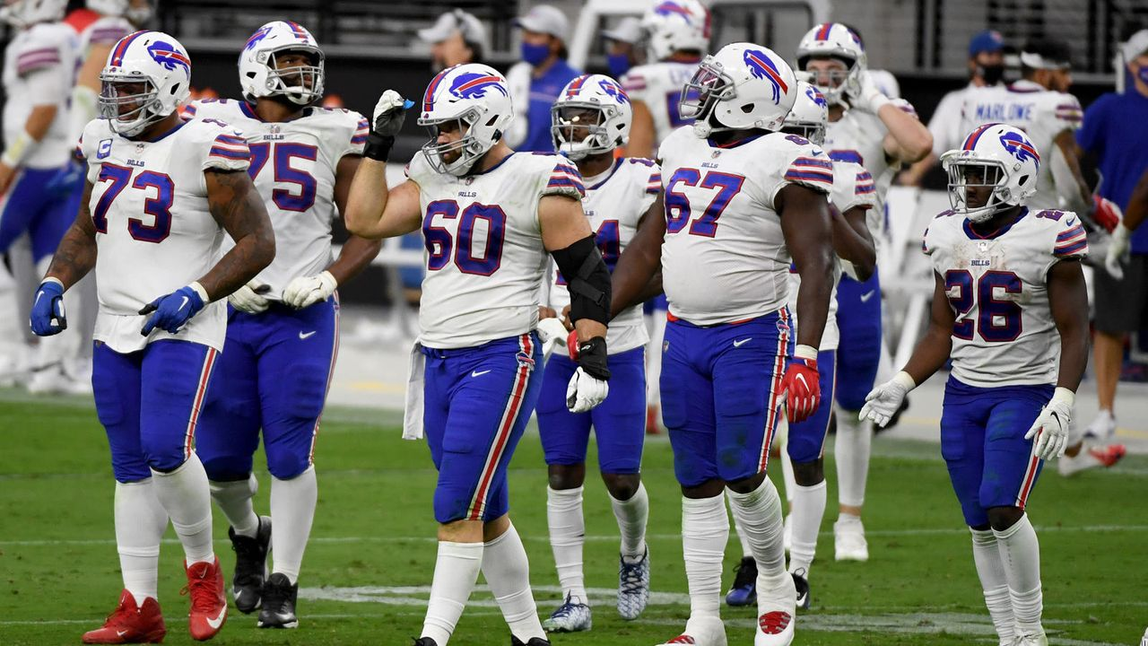 Buffalo Bills: Offense - Bildquelle: getty