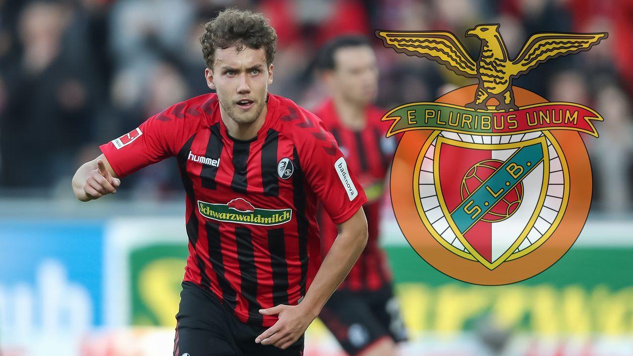 Luca Waldschmidt (Benfica Lissabon) - Bildquelle: 2020 Getty Images