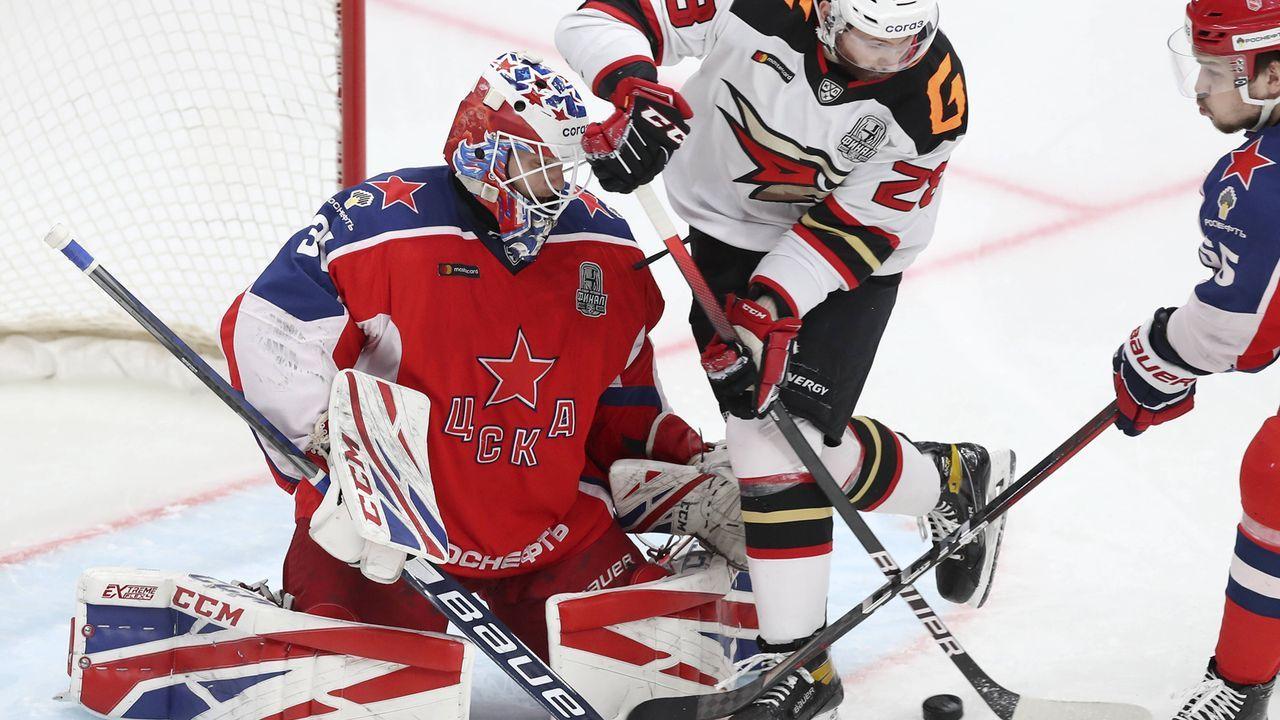 Russland: Halb ZSKA, halb St. Petersburg und ein MVP - Bildquelle: imago images/ITAR-TASS