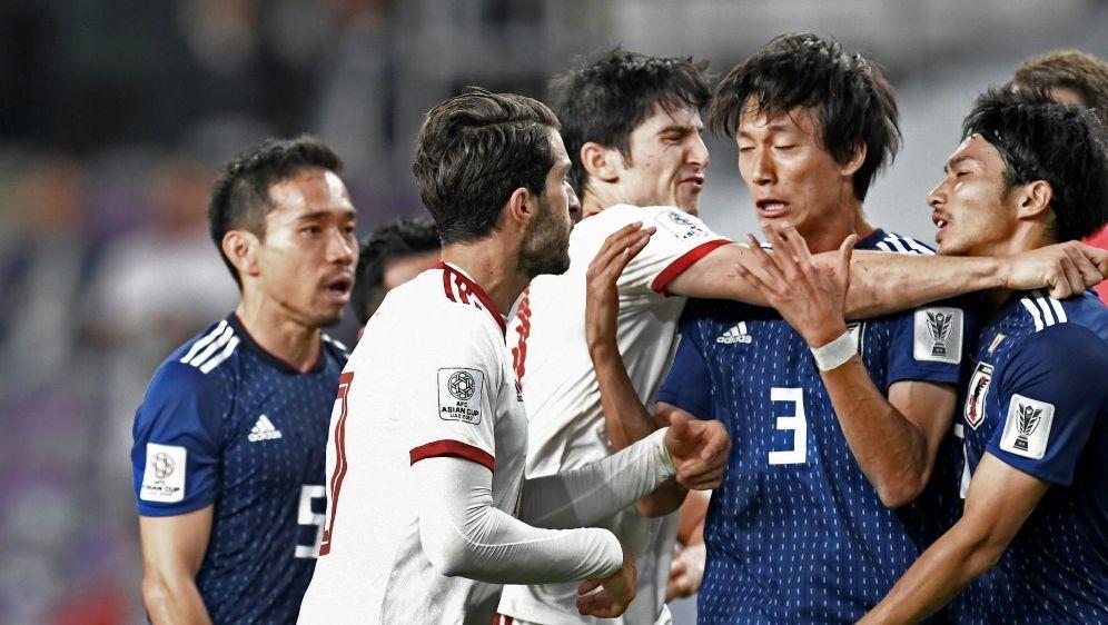 Tumulte im Halbfinale: Iranern drohen Strafen - Bildquelle: AFPSIDKhaled DESOUKI