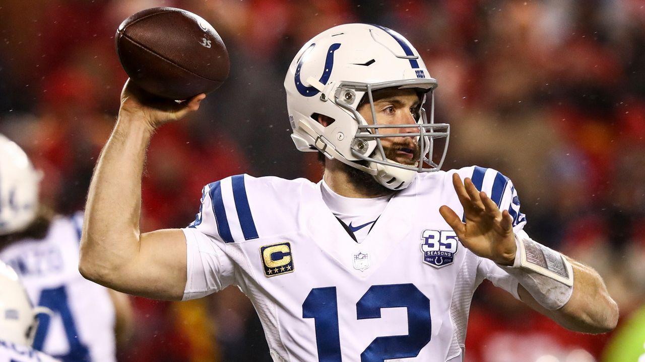 Indianapolis Colts - Bildquelle: 2019 Getty Images