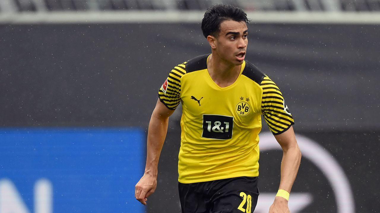 Reinier (Brasilien/Borussia Dortmund) - Bildquelle: 2021 Getty Images
