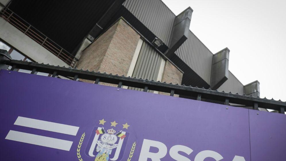Auch im Zentrum der Ermittlungen: RSC Anderlecht - Bildquelle: AFPSIDTHIERRY ROGE