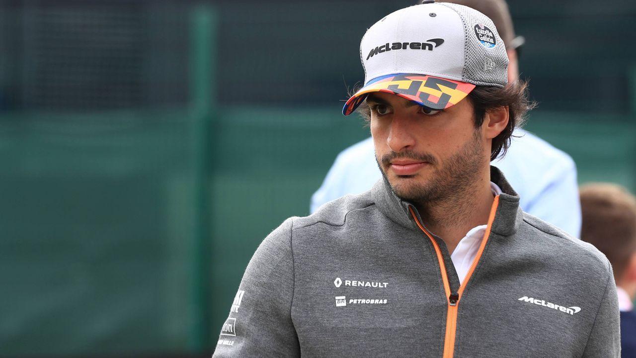 Carlos Sainz (McLaren) - Bildquelle: imago images / Action Plus