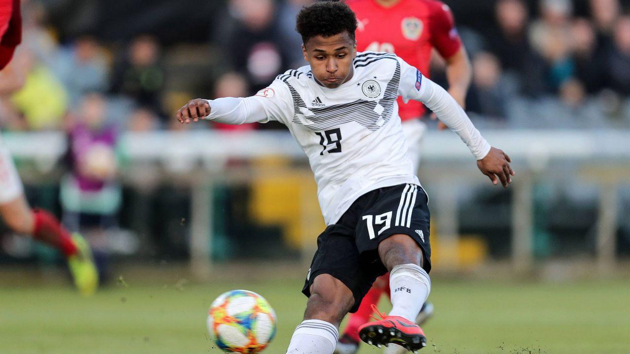 Karim Adeyemi (FC Liefering/Red Bull Salzburg) - Bildquelle: imago