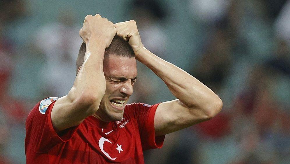 Die Türkei enttäuscht bislang bei der EM - Bildquelle: AFPPOOLSIDVALENTYN OGIRENKO