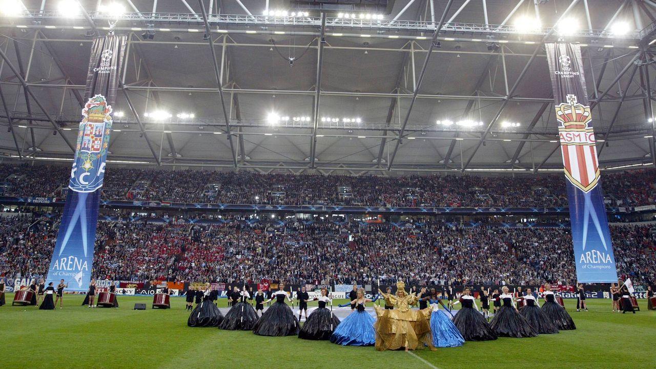 2004: Arena Auf Schalke - Bildquelle: imago/Camera