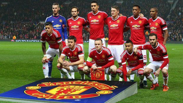 Manchester United - Bildquelle: 2015 Getty Images