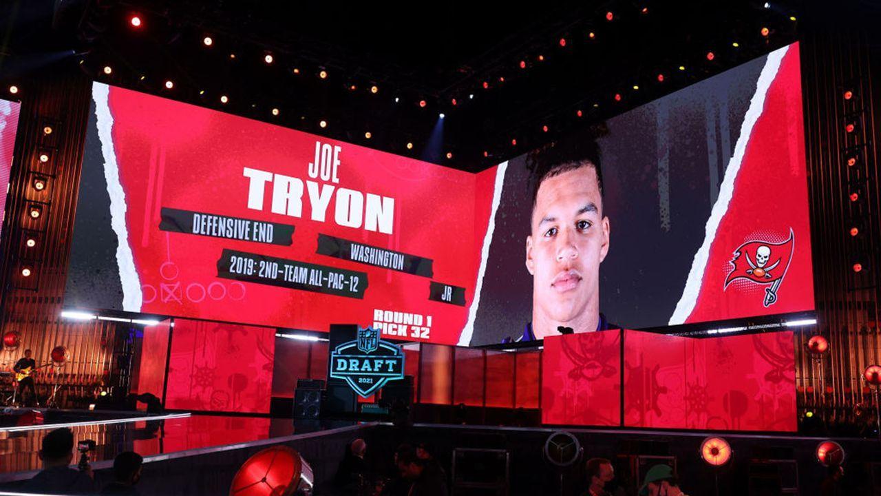 Joe Tryon (Linebacker/Tampa Bay Buccaneers) - Bildquelle: 2021 Getty Images