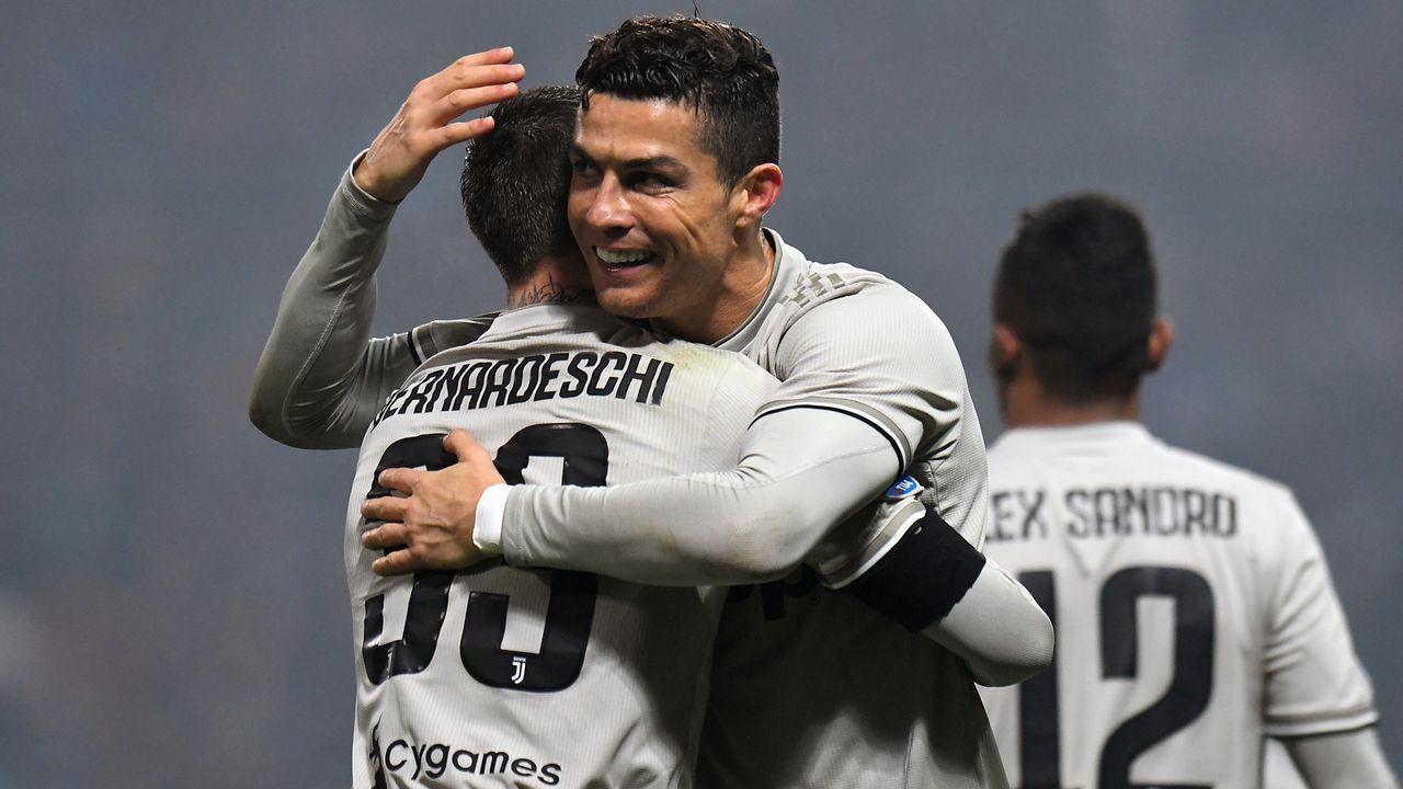 Platz 3: Serie A (Italien) - Bildquelle: 2019 Getty Images