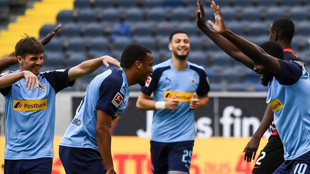 Gewinner: Borussia Mönchengladbach - Bildquelle: imago images/Poolfoto
