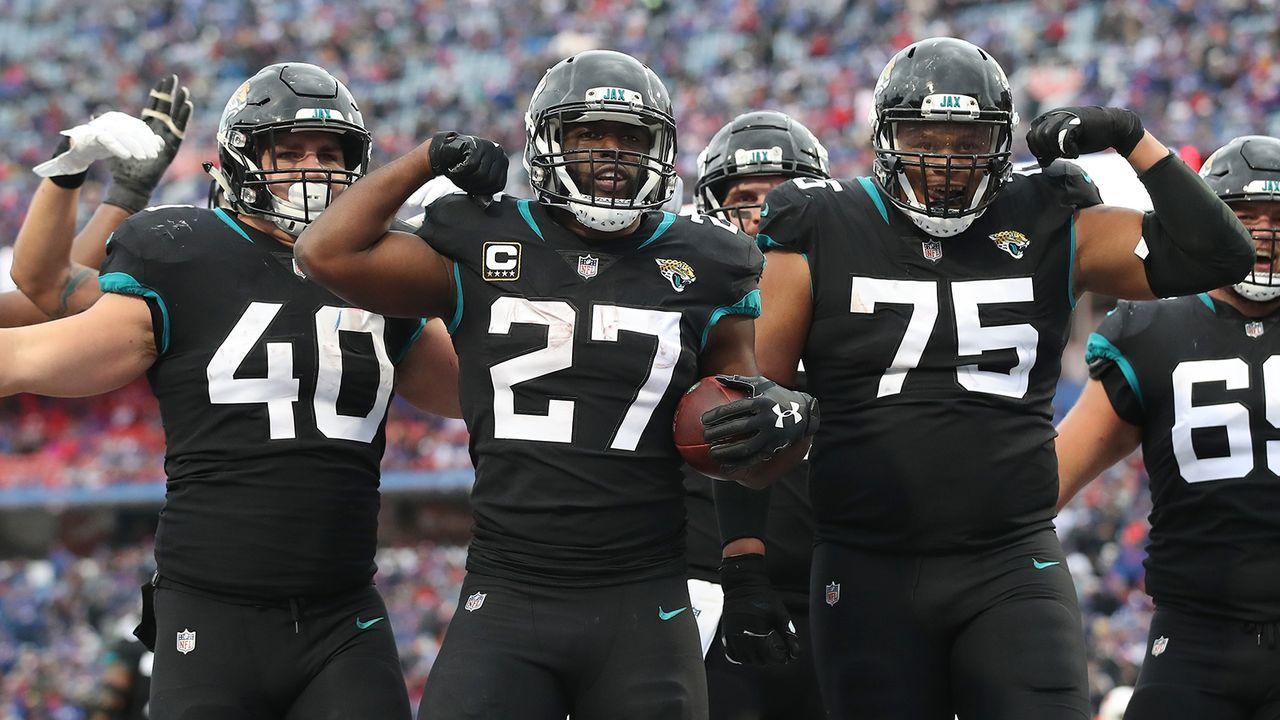 Platz 26: Jacksonville Jaguars - Bildquelle: 2018 Getty Images