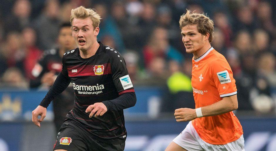 SV Darmstadt 98 vs. Bayer 04 Leverkusen - Bildquelle: 2016 Getty Images