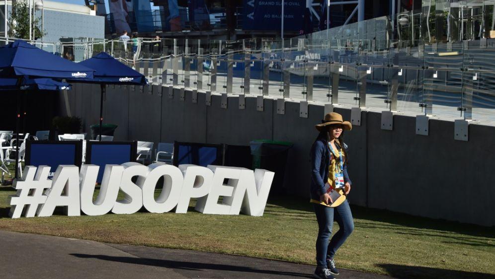 Die Australian Open werden nicht verschoben - Bildquelle: AFPSIDPETER PARKS