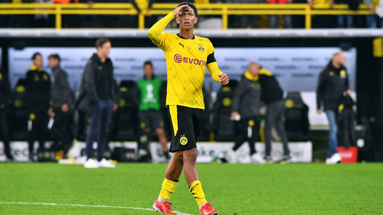 Platz 2: Borussia Dortmund - Bildquelle: imago images/Uwe Kraft