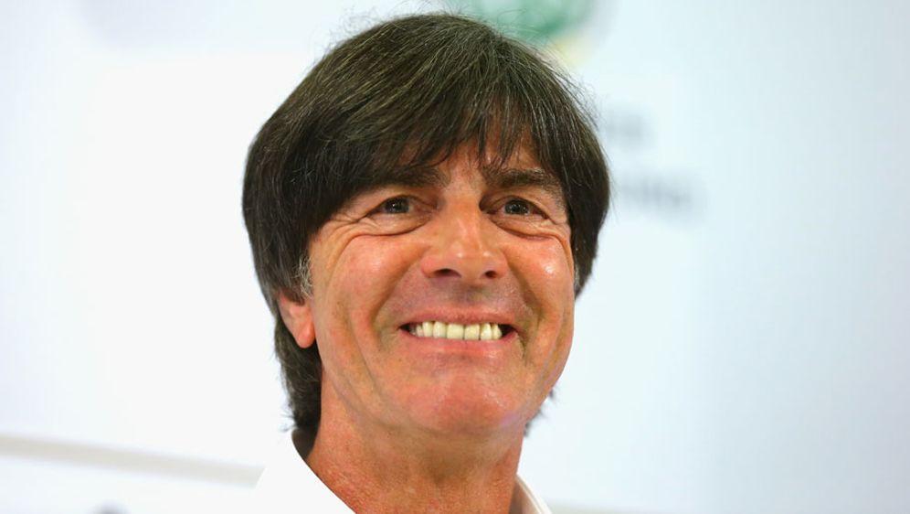 Joachim Löw bleibt Bundestrainer der deutschen Nationalmannschaft. - Bildquelle: 2016 Getty Images