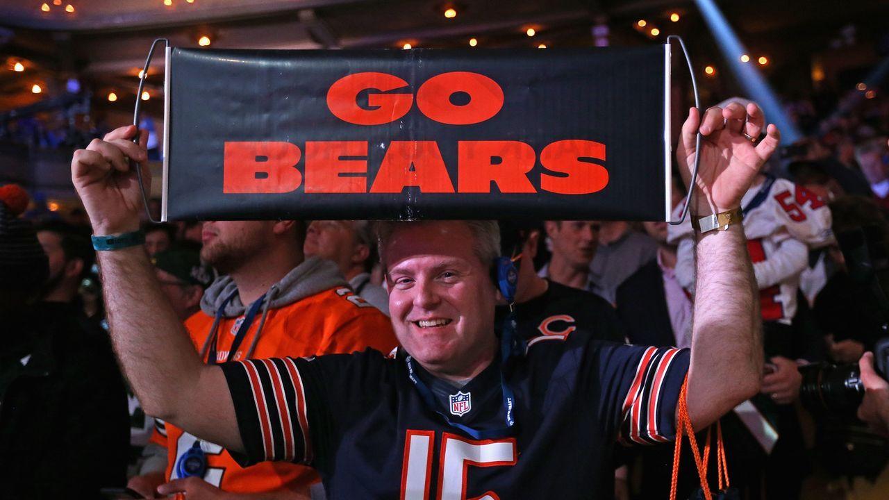 Chicago Bears - Bildquelle: 2016 Getty Images