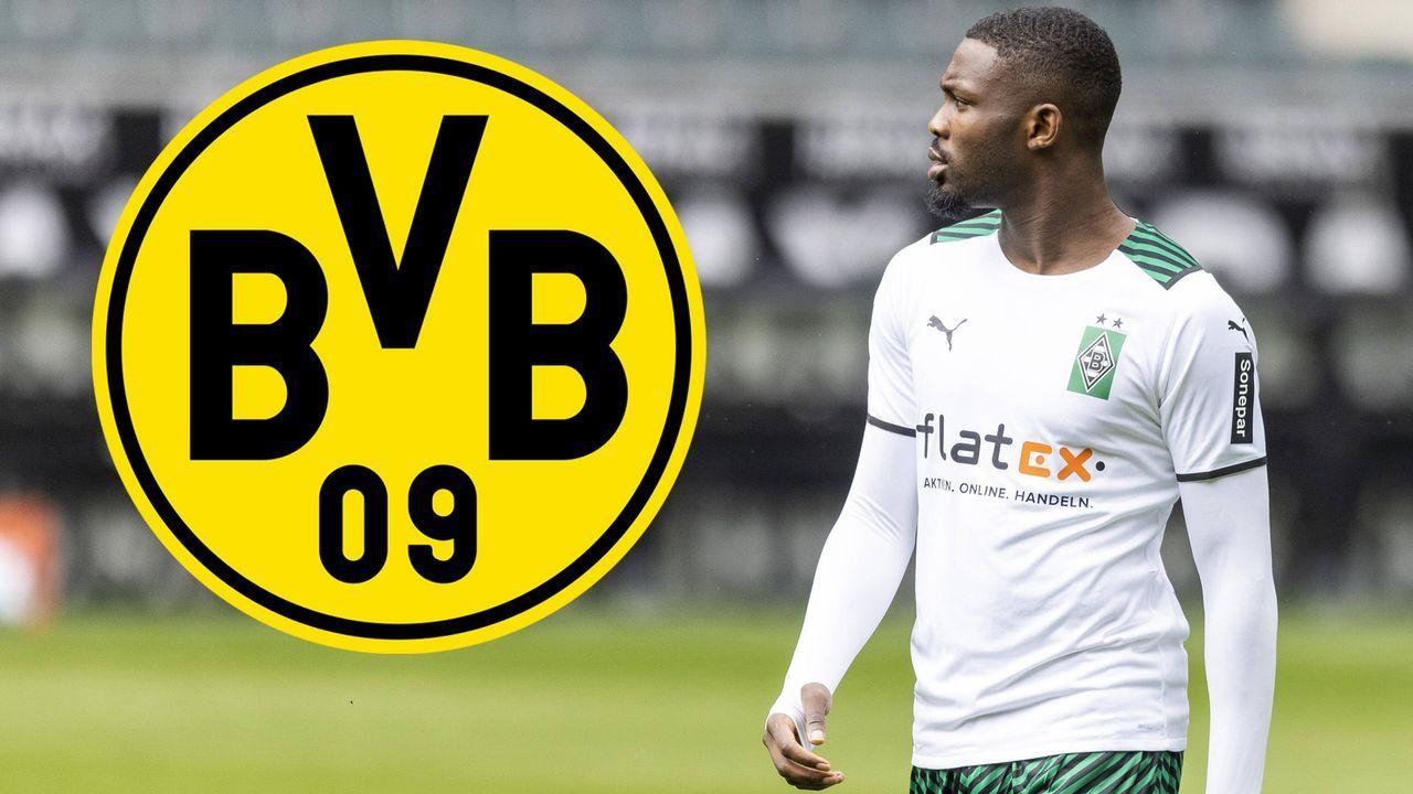 Marcus Thuram (Borussia Mönchengladbach) - Bildquelle: imago images/Moritz Müller