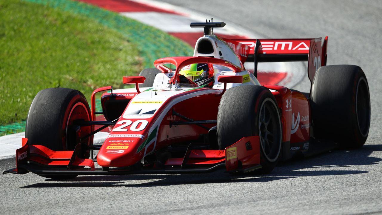 Mick Schumacher (Formel 2) - Bildquelle: Getty Images
