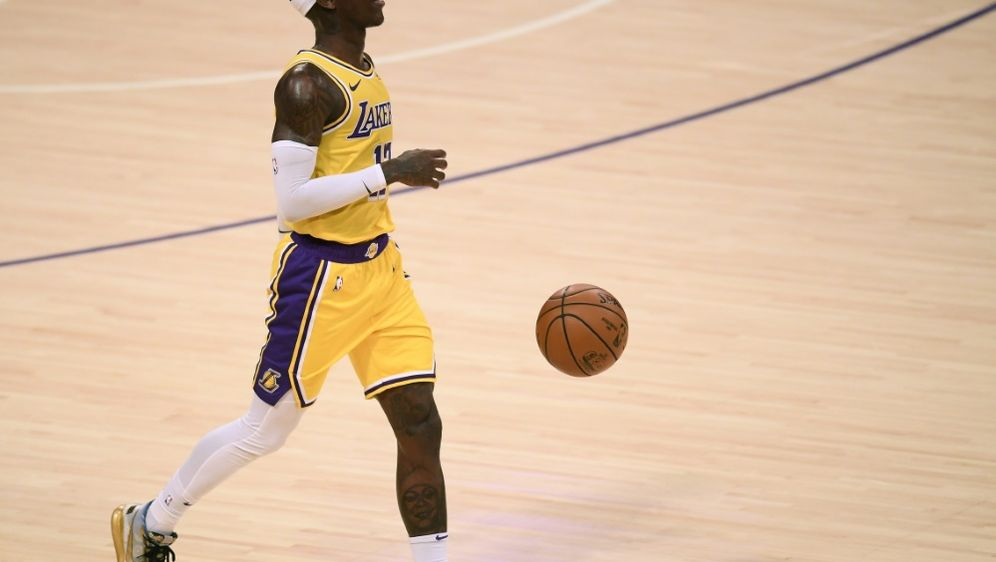 Schröder siegt mit den Lakers - Bildquelle: AFPGETTYSIDHarry How