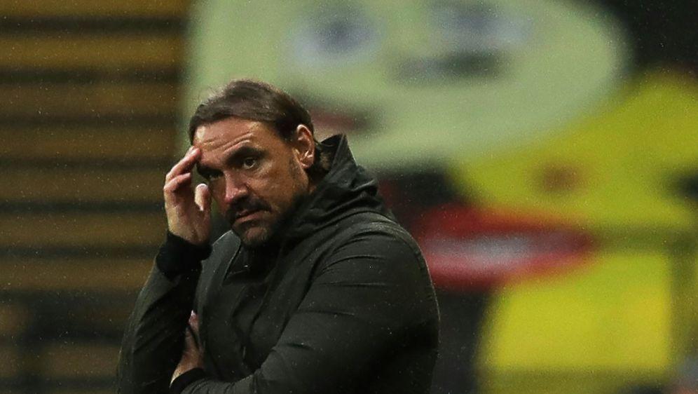 1:2 verloren Daniel Farke und Norwich City bei Watford - Bildquelle: AFPSIDMATT DUNHAM