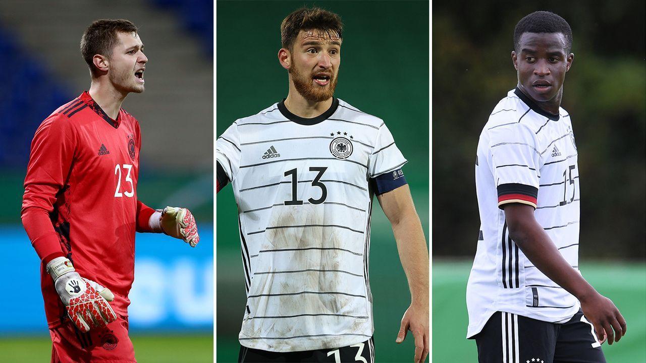 Kader für die U21-EM 2021 - Bildquelle: Getty Images