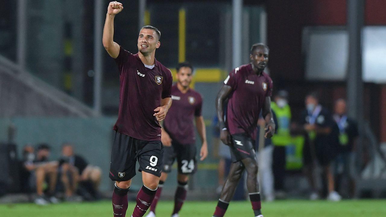 Dritte Saison in der Serie A: Zwei Mal folgte nach dem Aufstieg der Abstieg - Bildquelle: imago images/NurPhoto