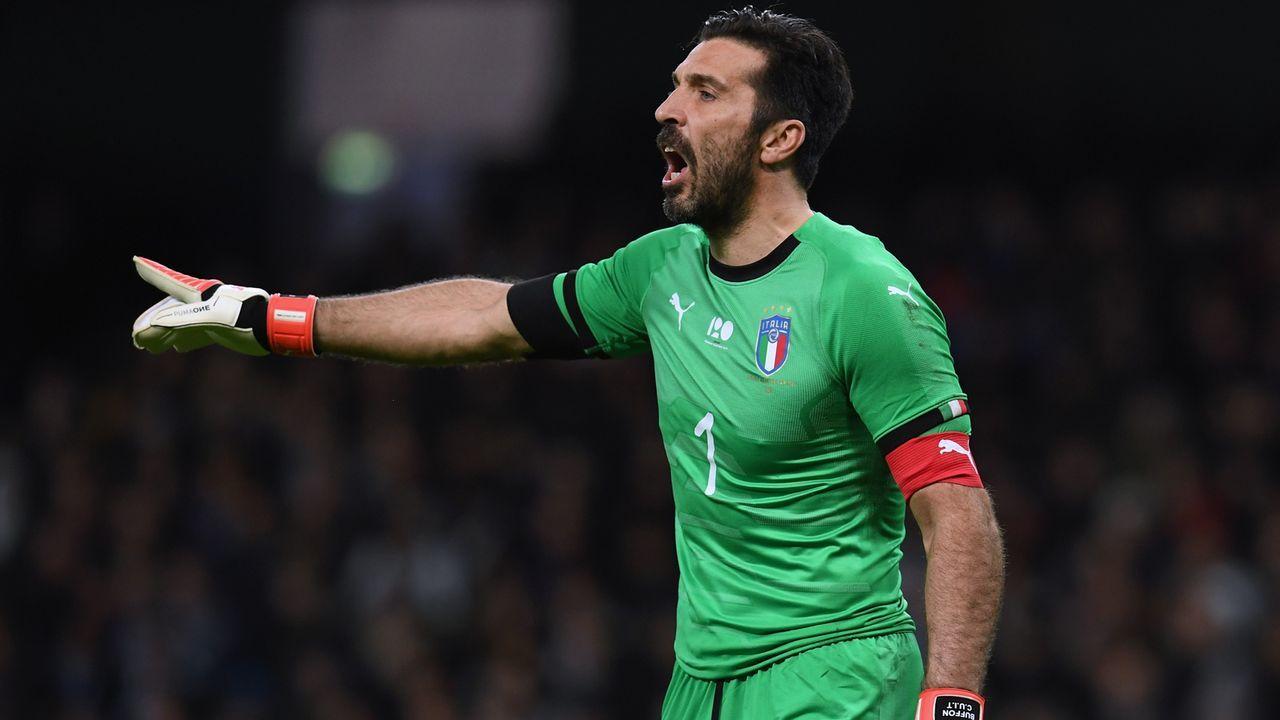Italien: Gianluigi Buffon - Bildquelle: 2018 Getty Images