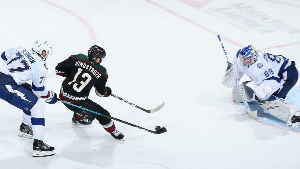 Anfang August soll es in der NHL weitergehen - Bildquelle: GETTY AFPSIDChristian Petersen