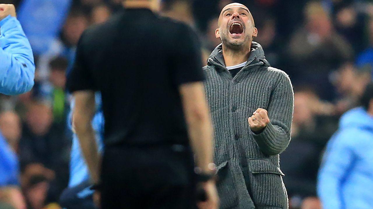 Manchester City - Tottenham Hotspur 4:3 - Bildquelle: imago images / Sportimage