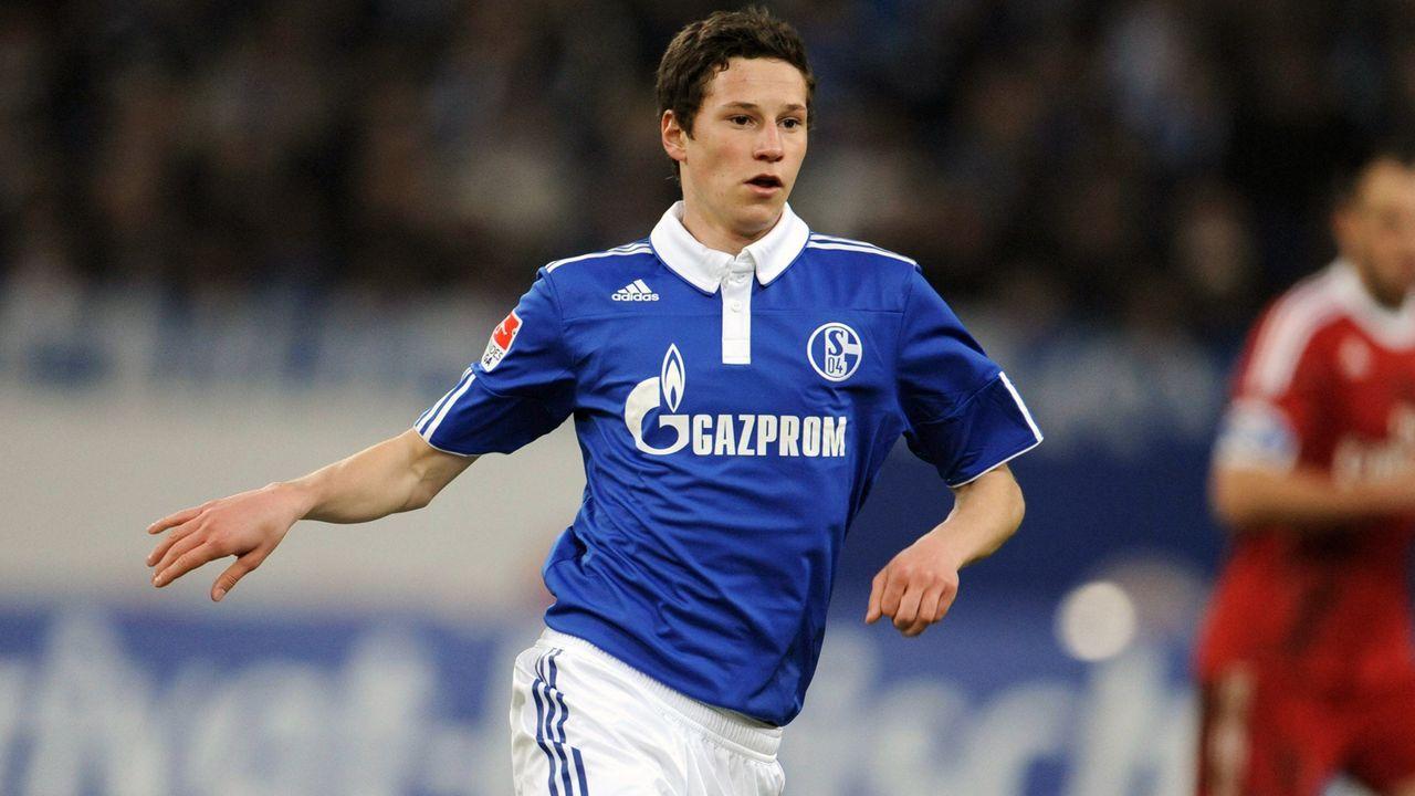 Platz 13 - Julian Draxler (FC Schalke 04) - Bildquelle: imago sportfotodienst